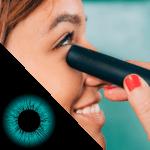 Aparelho para exame de ultrassonografia ocular