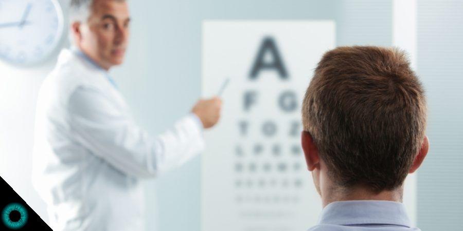Descubra 4 causas de perda de visão repentina.