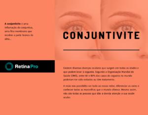 Infográfico - Conjuntivite